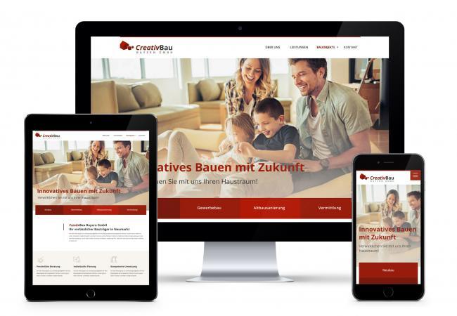 Webdesign Neumarkt